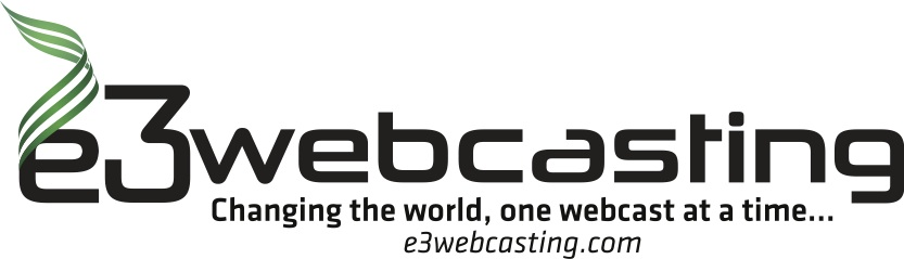 e3webcasting - WIAD 2013 Sponsor